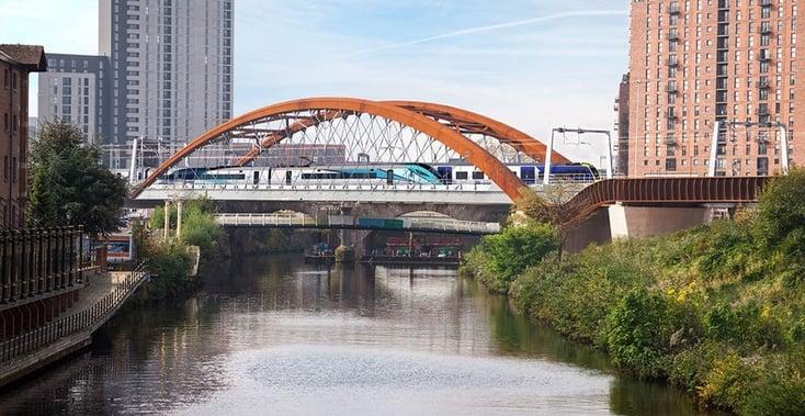 River Irwell Bridge