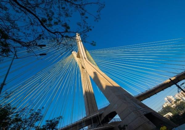 Torres Puente Octávio Frias