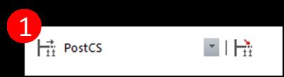 Figure 2.3 Define CS - Model Window