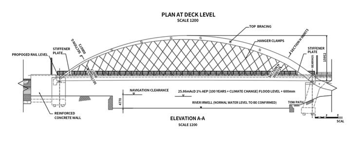 Bridge Elevation